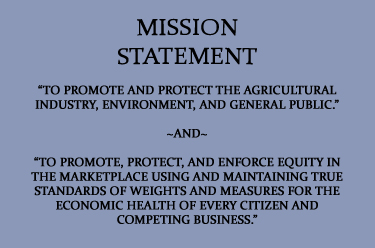Department Mission Statement